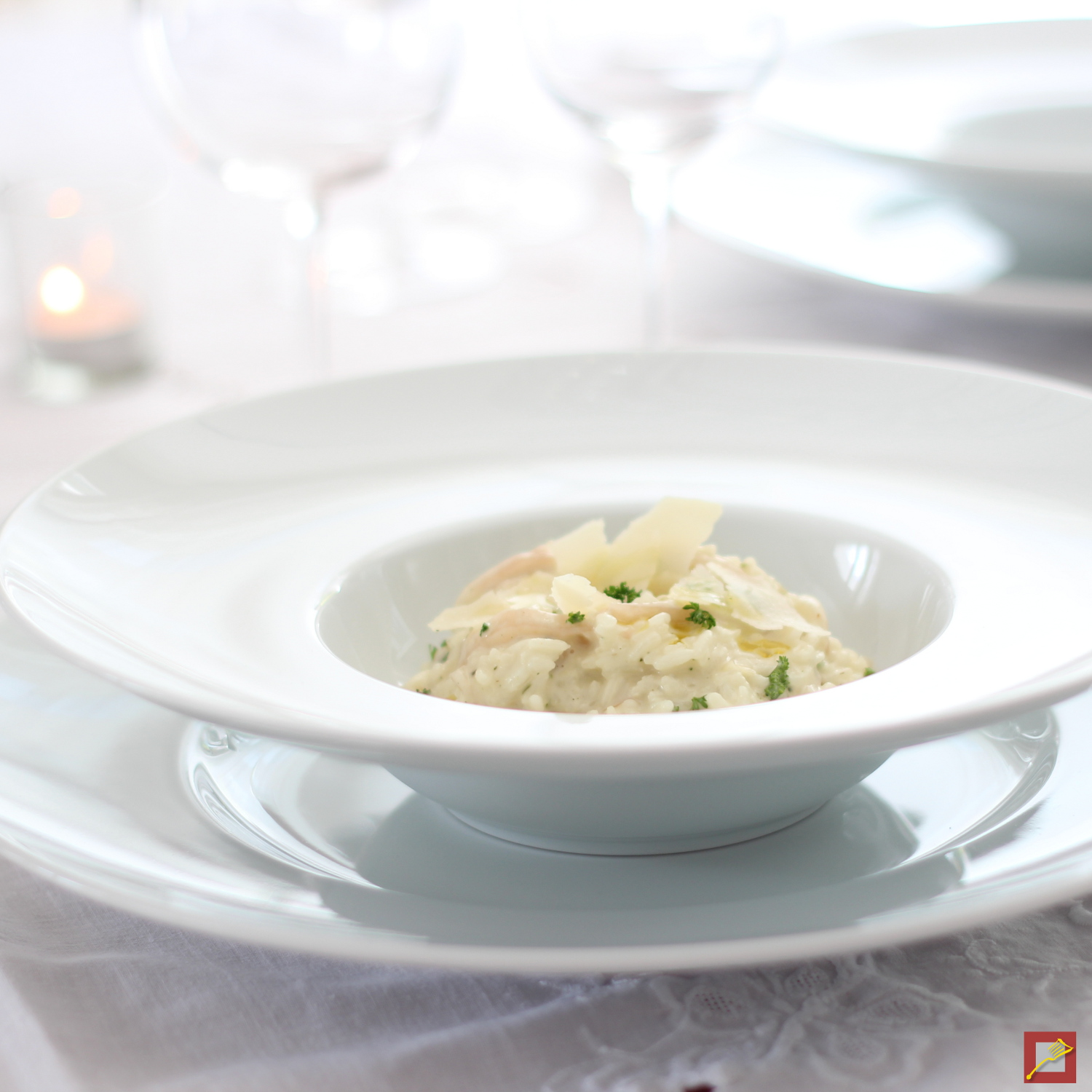 Happy Valentine's Day – Risotto variations to share with someone in love