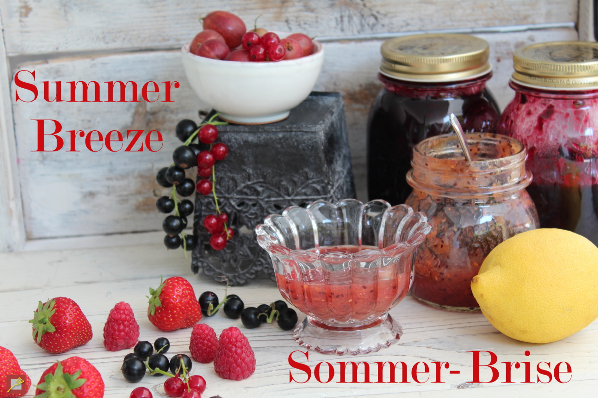 Make your own jam! The best way to store the summer in glasses