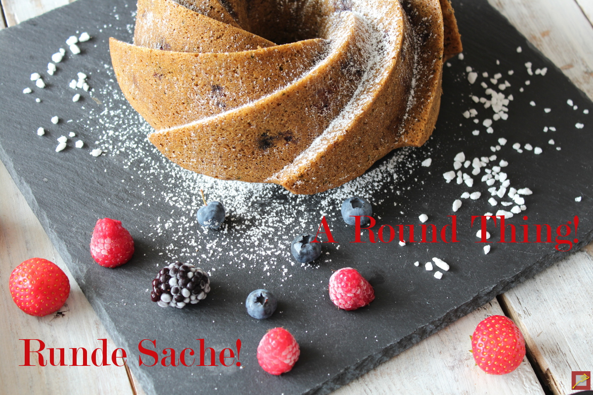 A round thing – Bundt Cakes