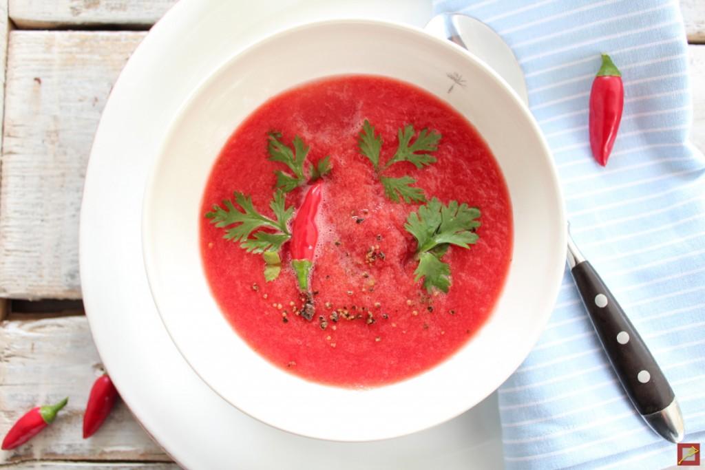 Watermelon Soup
