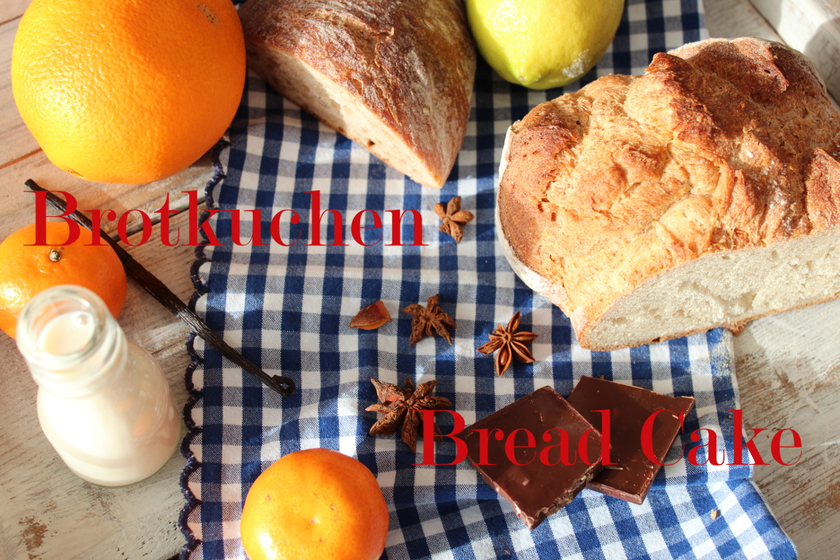 Bread recycling – Torta di pane