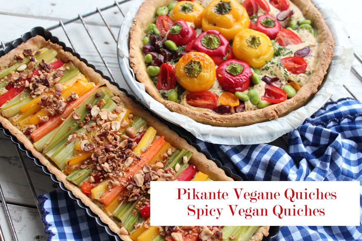 Rainbow Quiches or Snack with Dots & Stripes