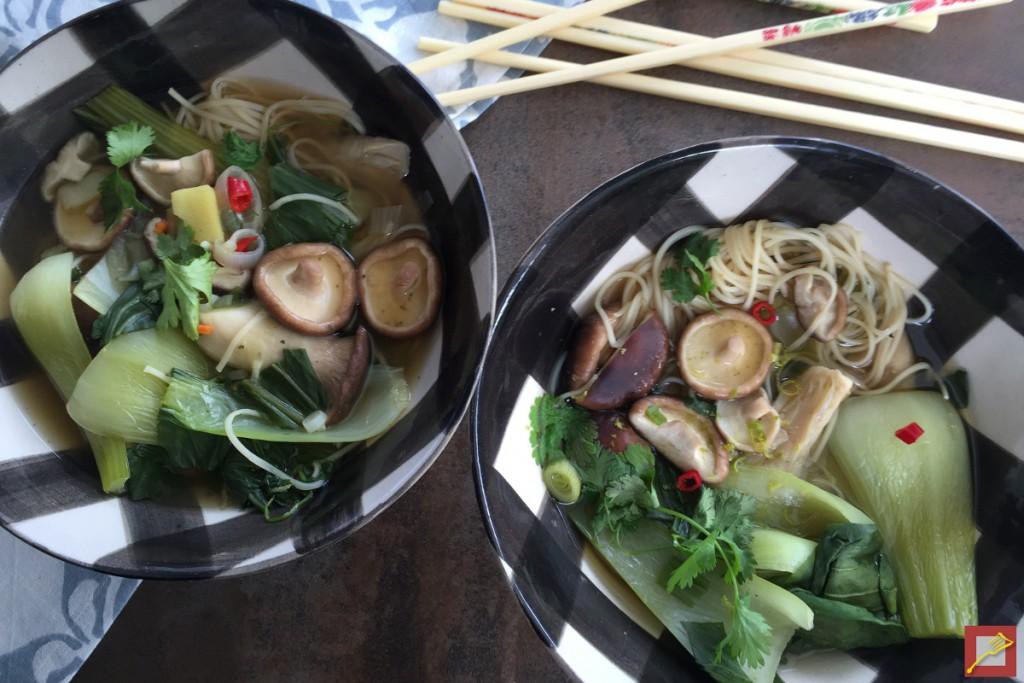 Asia Noodle Soup