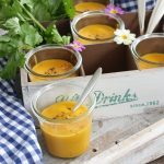 tasty carrot soup
