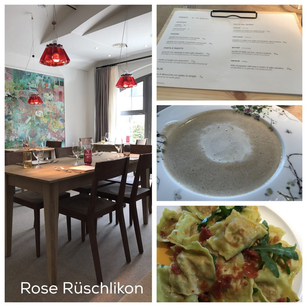 Restaurant Rose Rüschlikon