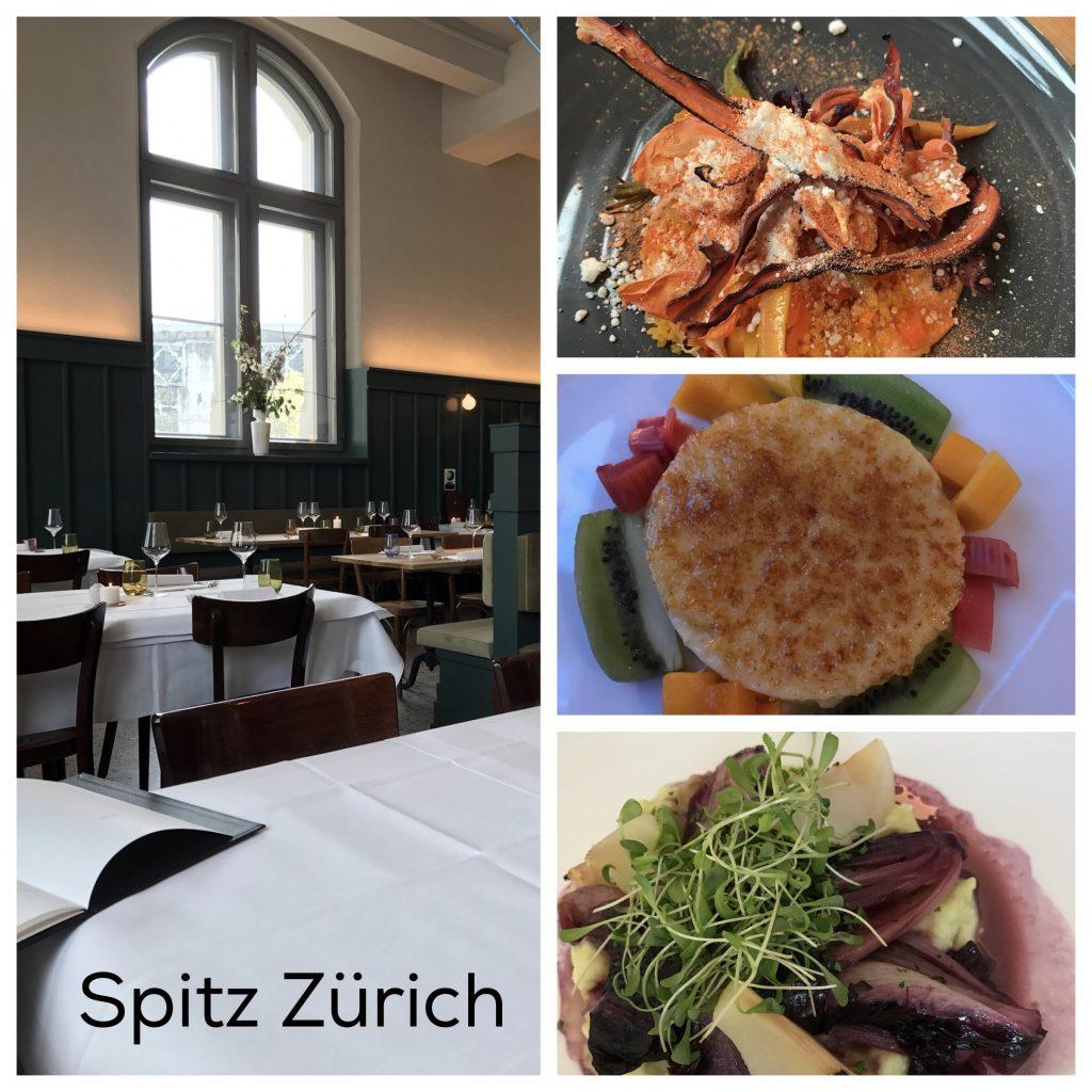 Restaurant Spitz Zurich