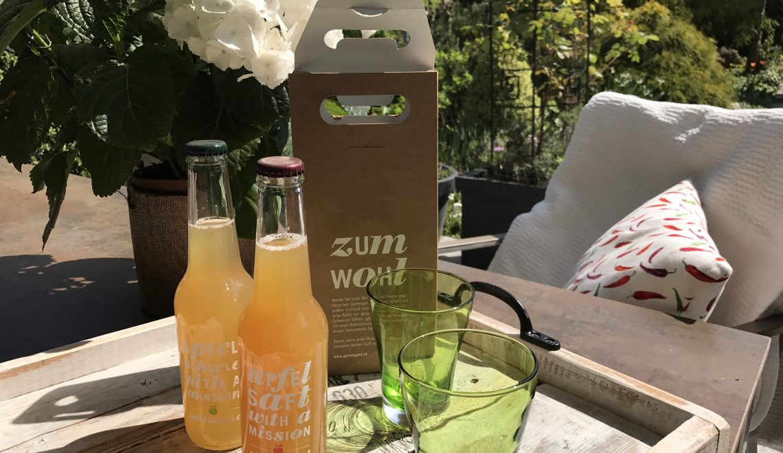 Gartengold Apple Juice