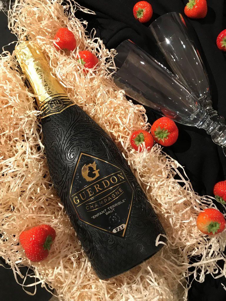 Chef's Handyman, Guerdon Champagne