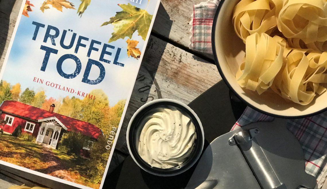 Chef's Handyman, Truffle Murder, Crime Novel, Marianne Cedervall