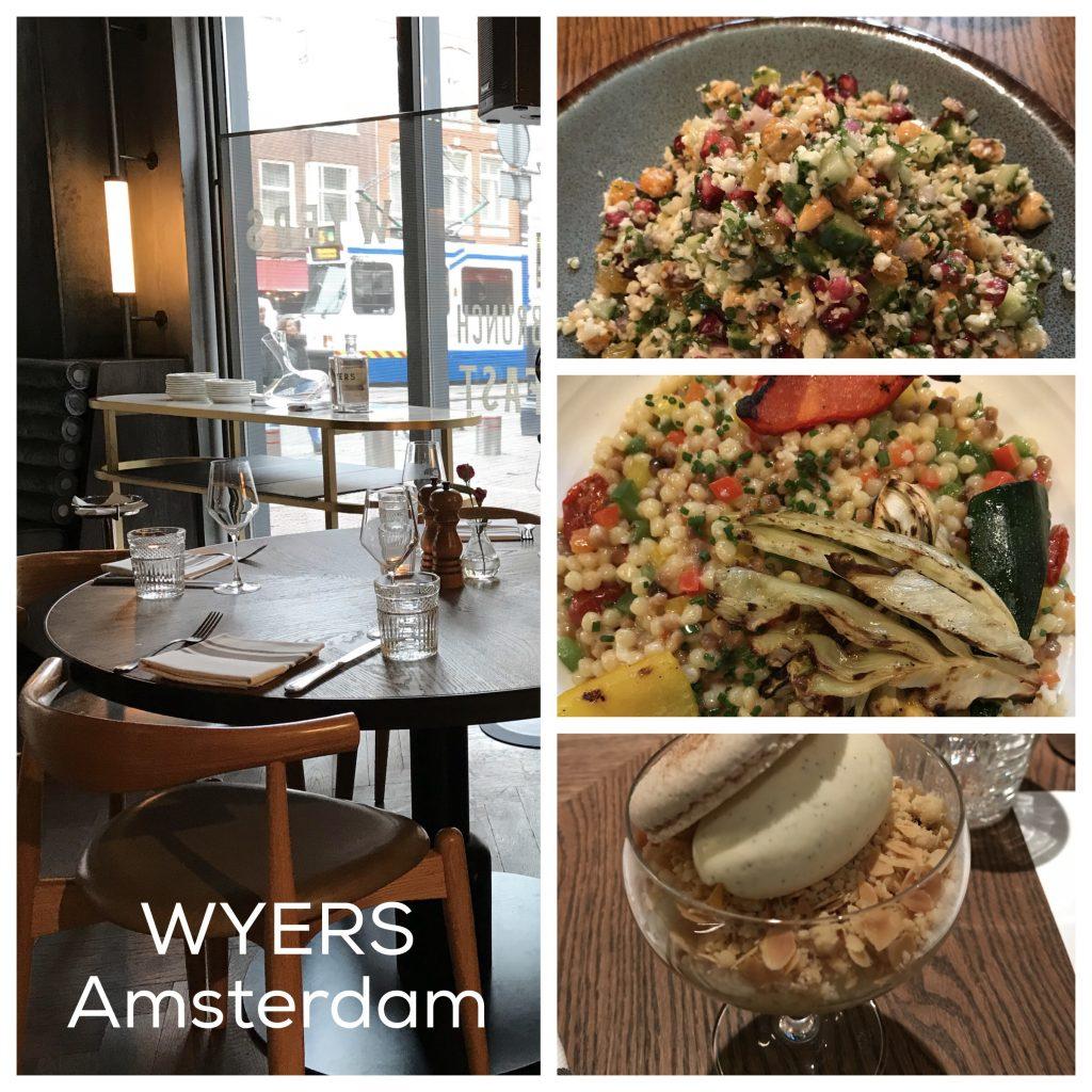 Chef's Handyman, Wyers Amsterdam