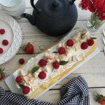 Chef's Handyman, Erdbeer-Himbeer-Roulade