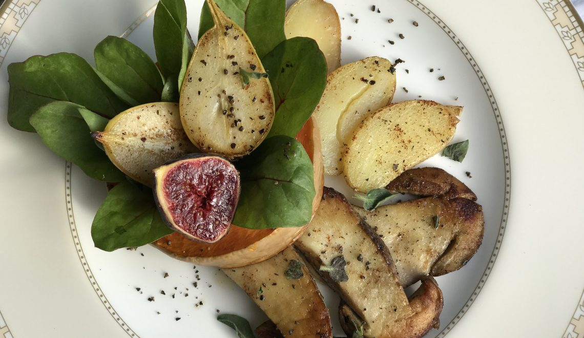 Chef's Handyman Porcini Dish