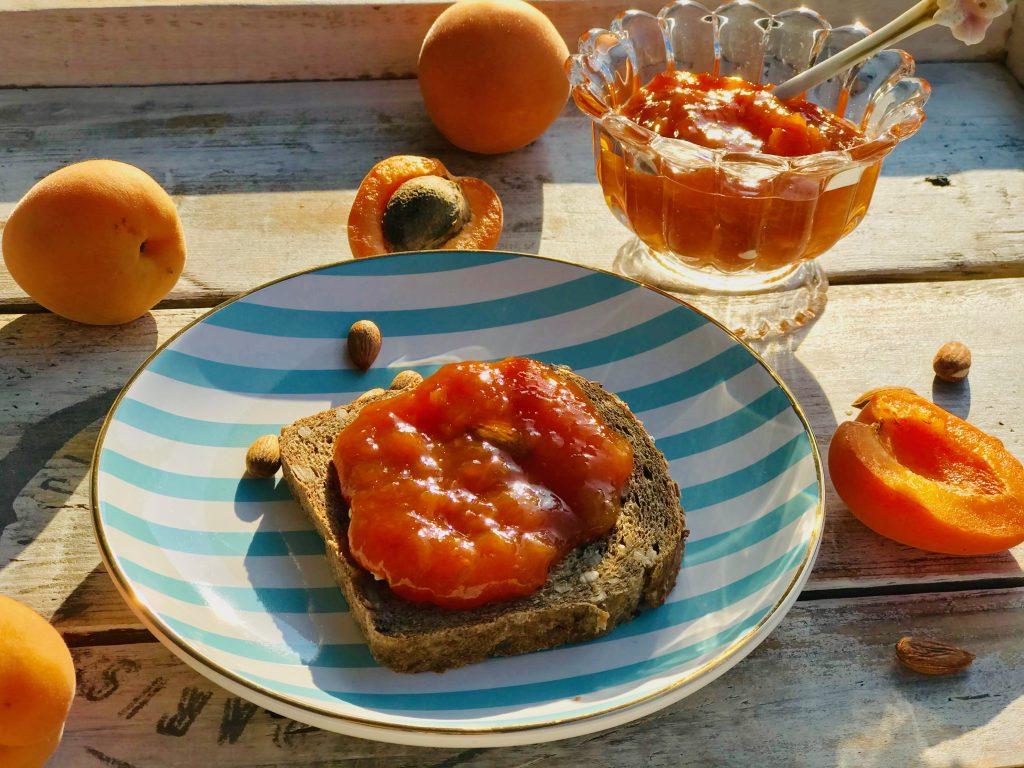 Chef's Handyman, Apricot Jam