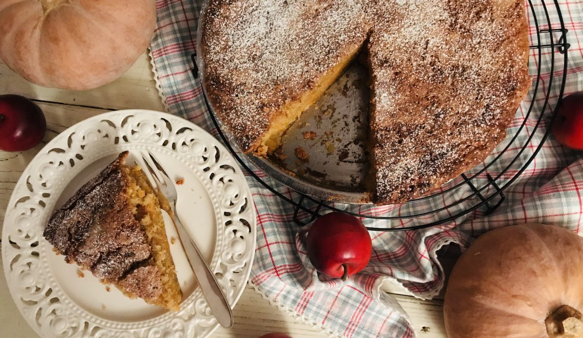 Chef's Handyman, Kürbis-Apfel-Kuchen
