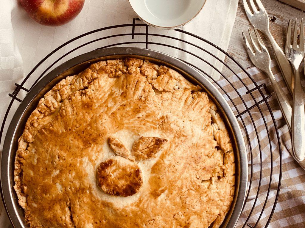 Chef's Handyman, American Apple Pie