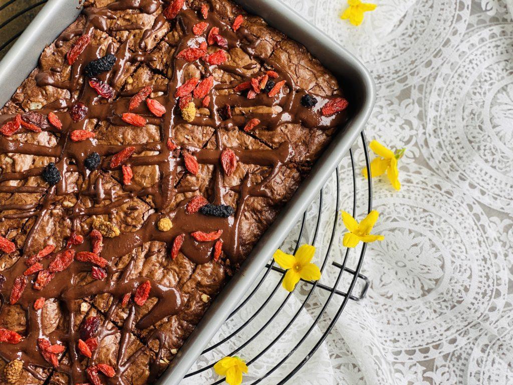 Brownies, Chef's Handyman