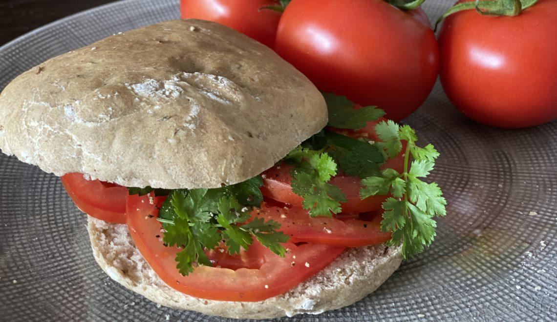Pikantes Beduinen-Brot